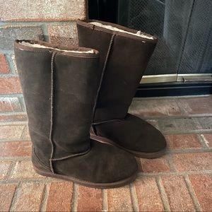 Alpine Design Chocolate Maggie Talk Boots